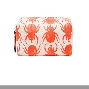 India Hicks cosmetic bag